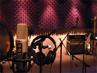 The largest recording studio in Cairns